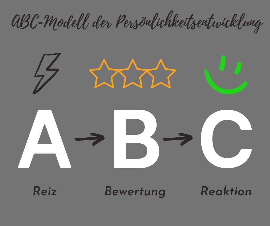 ABC Modell der Persönlichkeitsentwicklung
