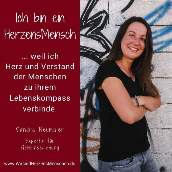 Herzensmensch Sandra Neumaier