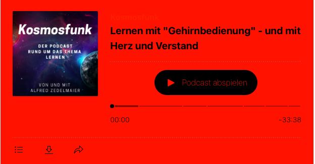 Kosmosfunk Podcast Interview Sandra Neumaier und Alfred Zedelmaier